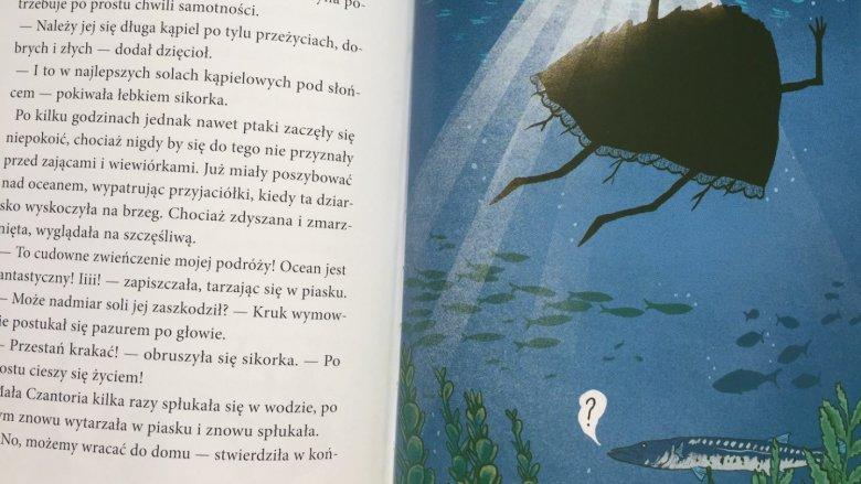 Książka to idealna lektura dla najmłodszych, dla nieco starszych dzieci, a nawet dla rodziców, którzy także dowiedzą się kilku ciekawostek (fot. Ewelina Zielińska/SilesiaDzieci.pl)