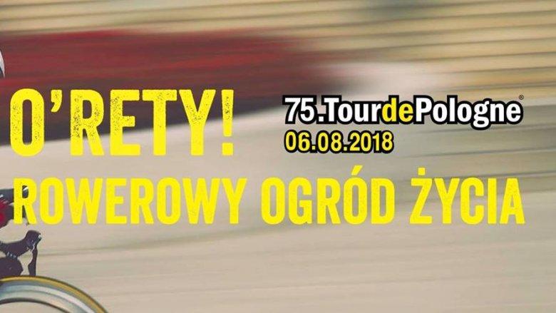 Grupa rowerowa O'Rety Team zapewi atrakcje dla najmłodszych - konkursy, gry i zabawy (fot. mat. organizatora)