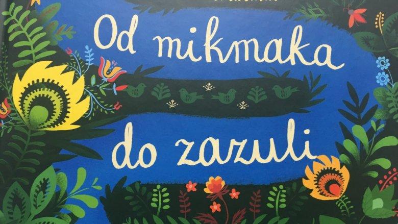 Do językowej podróży palcem po mapie zaprasza nas sam Michał Rusinek (fot. mat. Ewelina Zielińska/SilesiaDzieci.pl)