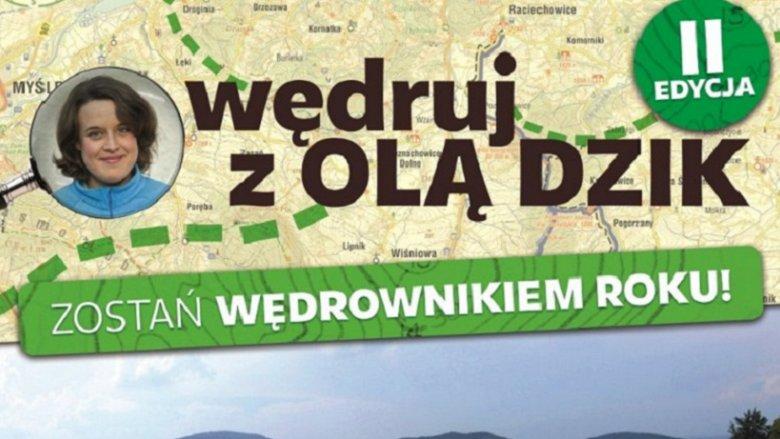 Tym razem Ola Dzik zabierze rodziny w Beskid Żywiecki (fot. mat. organizatora)