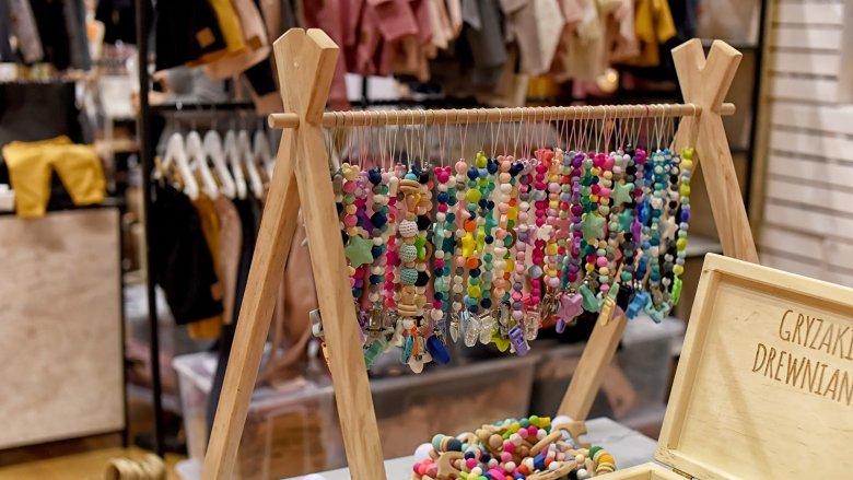 Na targach Trends 4 Kids będzie można kupić ozdoby, gadżety, ubranka i inne produkty dla dzieci (fot. mat. organizatora)