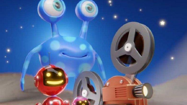 Dzieci podczas festiwalu zagłosują na najlepsze animacje (fot. mat. organizatora)