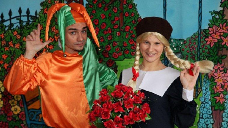 Poranek Teatralny w Starochorzowskim Centrum Kultury to spektakl oraz warsztaty artystyczne (fot. mat. organizatora)