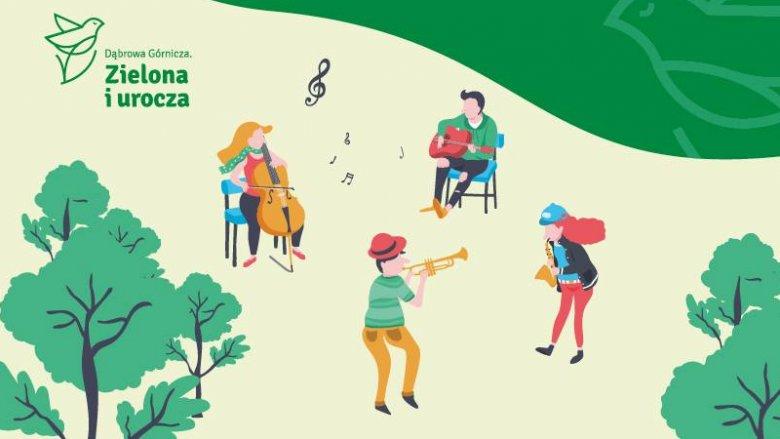Wielkie otwarcie Parku Zielona odbędzie się 29 września (fot. mat. organizatora)