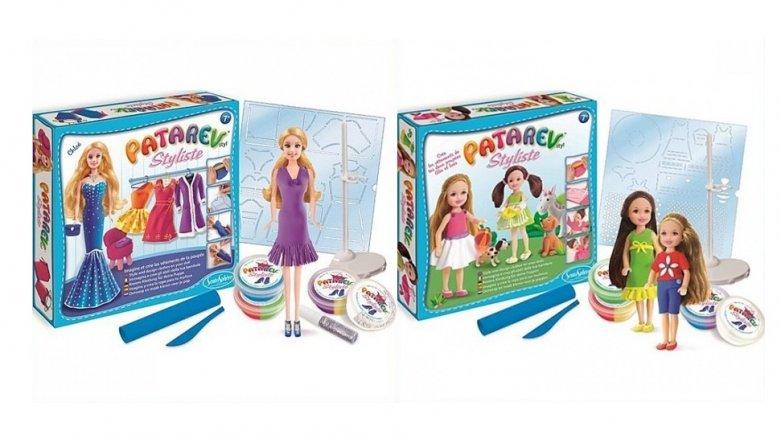 Zestawy z masą plastyczną Patarev są dostępne na stronie sklep.PlacFrancuski.pl (fot. mat. sklepu)