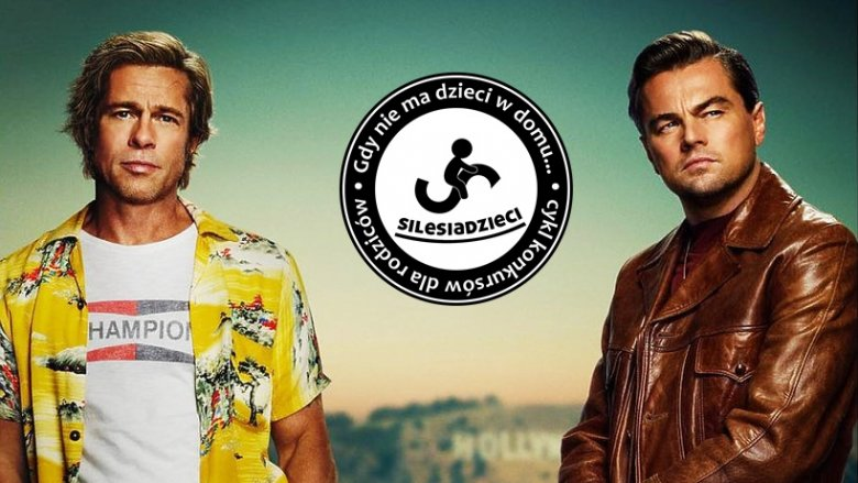 Odwórcami głównych ról w filmie są Brad Pitt i Leonardo di Caprio (fot. mat. prasowe)