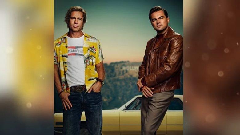 """Jednym z filmów, jaki będzie można obejrzeć w ramach cyklu, będzie """"Pewnego razu w Hollywood"""" Quentina Tarantino (fot. mat. youtube)"""