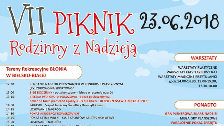 Piknik pełen atrakcji to świetny pomysł na rodzinne popołudnie (fot. mat. organizatora)