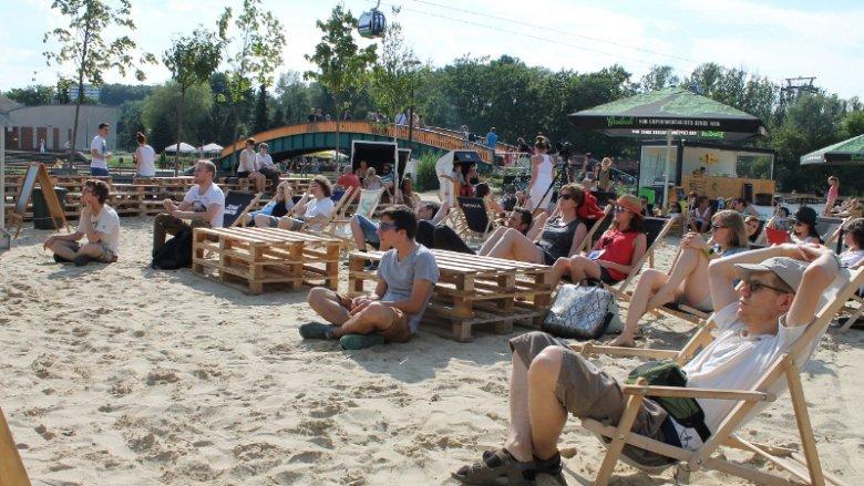 Piknik Architektoniczny odbędzie się na terenie Kontenerów Kultury w Parku Śląskim (fot. materiały Parku Śląskiego)