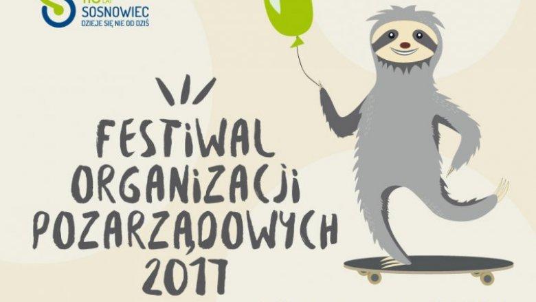 Festiwal Organizacji Pozarządowych w Sosnowcu odbędzie się 11 czerwca (fot. mat. organizatora)