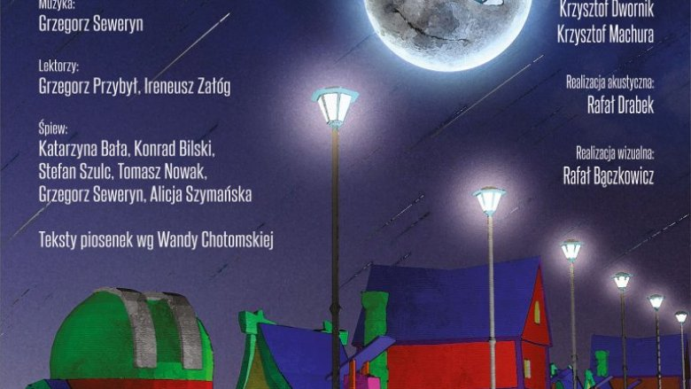 Wizyta w planetarium to wspaniała okazja przybliżenia dzieciom kosmicznych tajemnic (fot. mat. Planetarium Śląskiego)