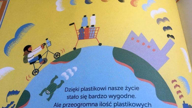 """""""Plastik fantastik?"""" to świetny sposób, by uczulić najmłodszych na sprawy środowiska i zmienić rodzinne przyzwyczajenia (fot. Ewelina Zielińska/SilesiaDzieci.pl)"""