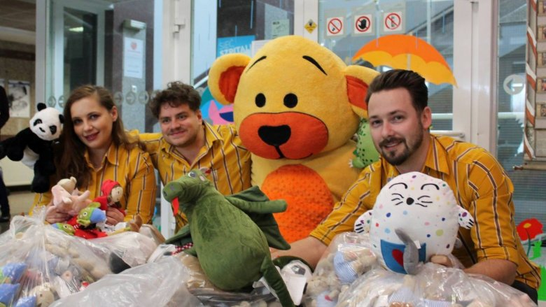Zbiórka była częścią międzynarodowej kampanii społecznej IKEA (fot. mat. organizatora)