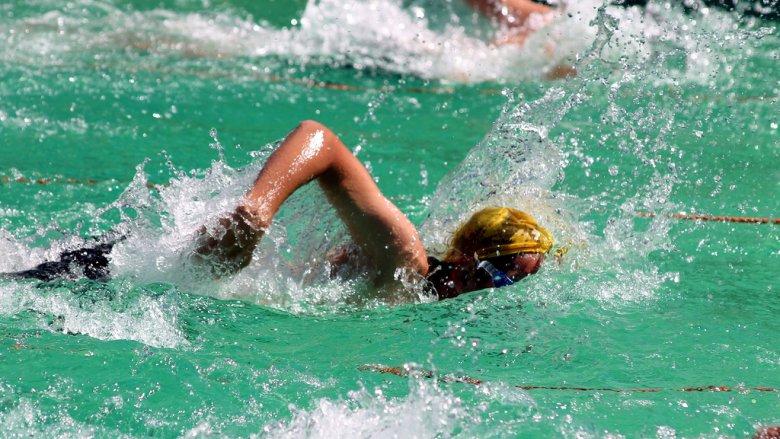W Mistrzostwach Miasta Amatorów w Pływaniu mogą wziąć udział dzieci z roczników 2005 i młodsze (fot. foter.com)