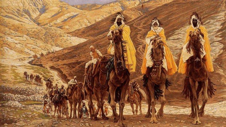Podróż magów (fot. James Tissot / wikipedia)