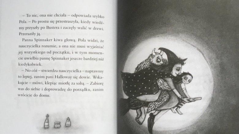 Książka to sporo humoru, wzruszeń, a przede wszystkim trzymającej w napięciu akcji (fot. Ewelina Zielińska/SilesiaDzieci.pl)