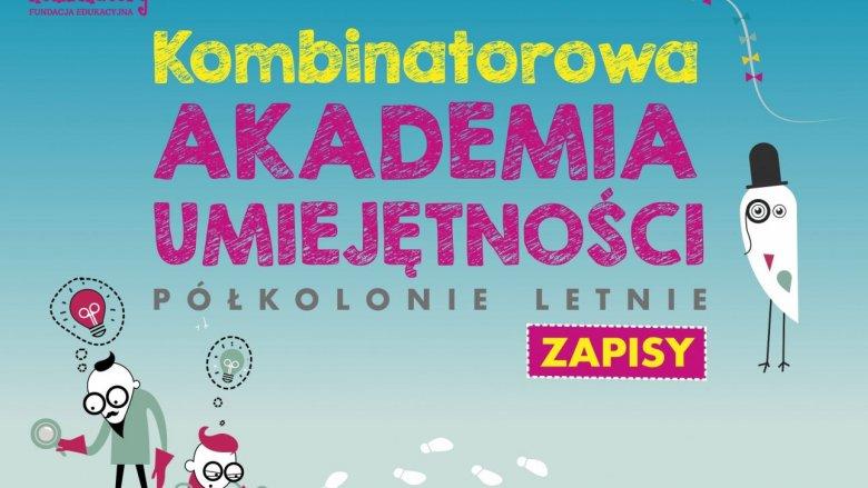 Kombinatorowa Akademia Umiejętności to moc atrakcji dla dzieci w różnym wieku (fot. mat. organizatora)