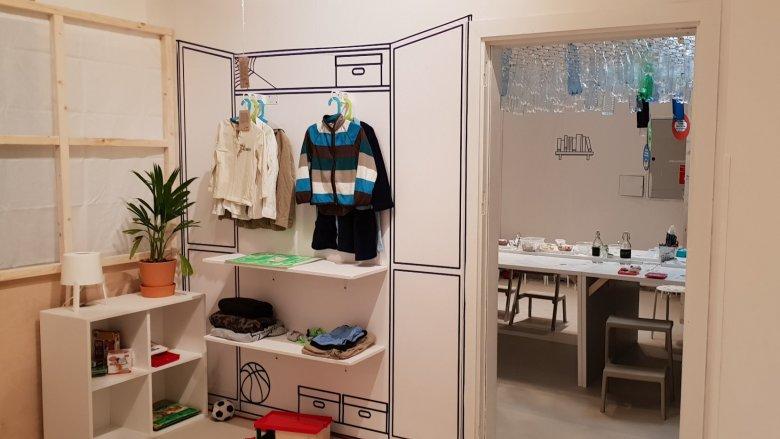 9 grudnia można przyjść do Ekoeksperymentarium obejrzeć wystawę, ale i zostawić niepotrzebne nam ubrania (fot. Katarzyna Esnekier/SilesiaDzieci.pl)