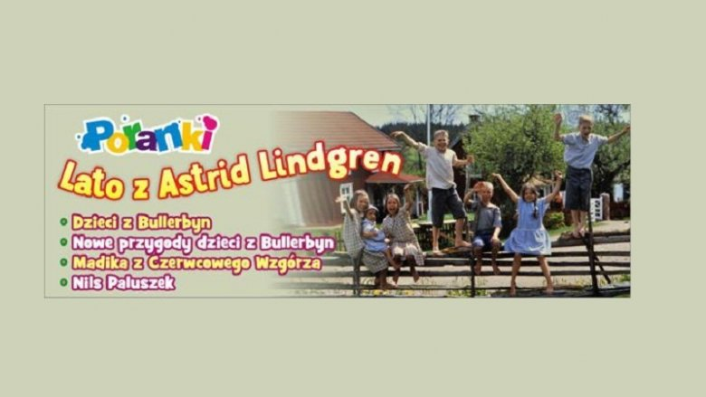Lipcowe Poranki Filmowe to ekranizacje znanych książek Astrid Lindgren (fot. mat. Multikino)