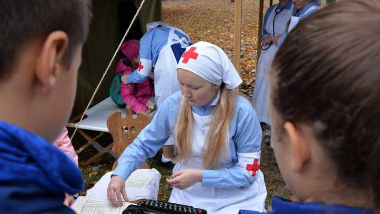 Uczestnicy wydarzenia zobaczą również szpital polowy (fot. mat. organizatora)