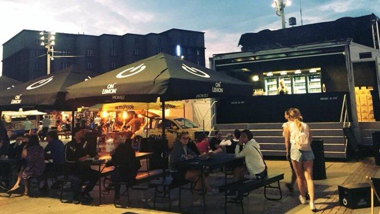 Na katowickim Rynku po raz ostatni w tym sezonie staną food trucki (fot. mat. organizatora)