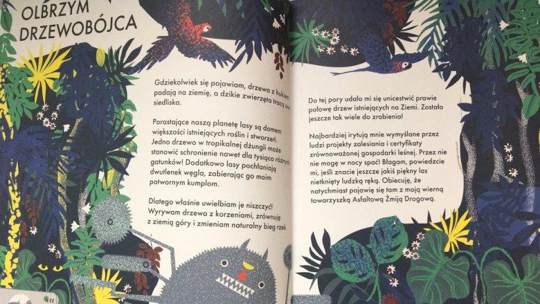 Lektura zaciekawi zarówno przedszkolaka, jak i ucznia (fot. Ewelina Zielińska/SilesiaDzieci.pl)