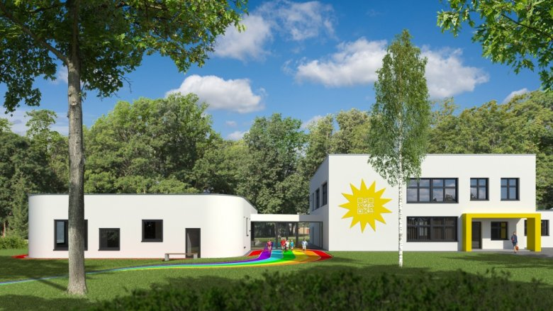 Przebudowa dotyczy dwóch sosnowieckich przedszkoli nr 20 i nr 47 (fot. mat. prasowe)
