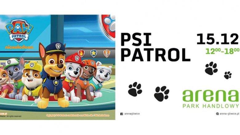 Psi Patrol odwiedzi Arenę w Gliwicach 15 grudnia (fot. mat. oragnizatora)