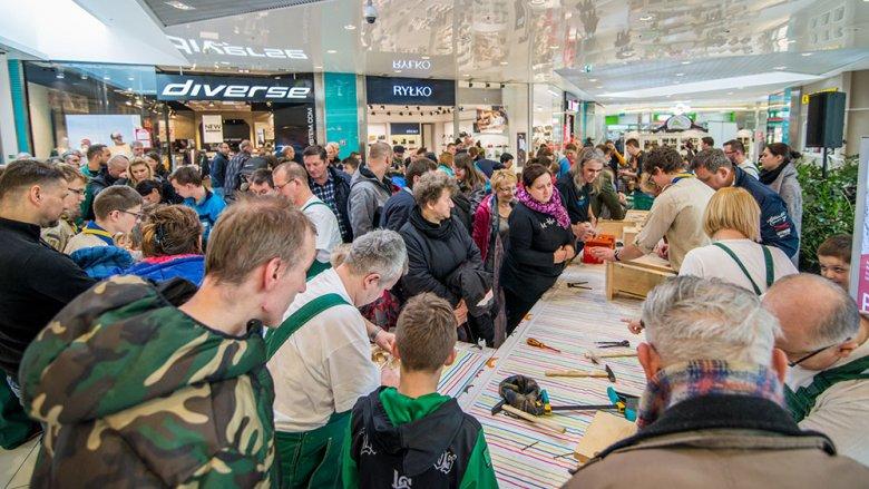 Poprzednie edycje akcji Ptaszkowe Love cieszyły się dużym zainteresowaniem (fot. mat. organizatora)