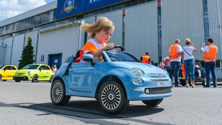 5. Runda Samochodowych Mistrzostw Tychów to również atrakcje dla rodzin z dziećmi (fot. mat. organizatora)