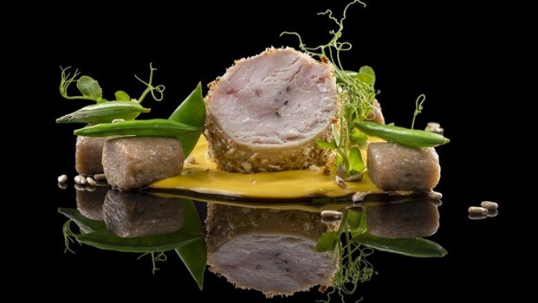W restauracji Appassionata dania przygotowuje szef kuchni Paweł Grabowski - uczeń mistrza Wojciecha Modesta Amaro (fot. mat. Appassionaty)