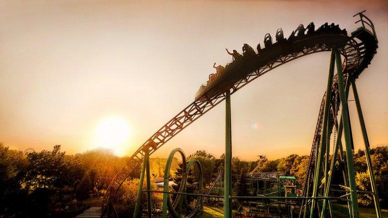 W tym roku będzie można przejechać się już na największym rollercoasterze w Europie Środkowo-Wschodniej (fot. mat. Legendii)