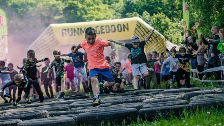 Runmageddon Gliwice odbędzie się tuż przy Arenie Gliwice (fot. mat. organizatora)