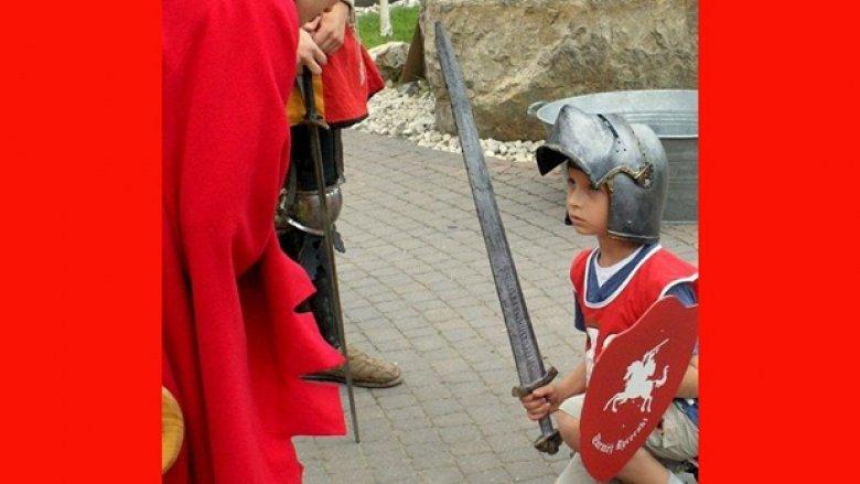 Warownia Pszczyńskich Rycerzy znów zaprasza do zabawy najmodszych gości (fot. materiały Warowni)