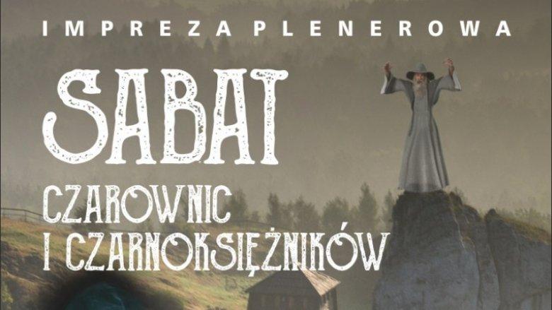 Impreza plenerowa Sabat Czarownic i Czarnoksiężników odbędzie się 18 czerwca (fot. mat. organizatora)