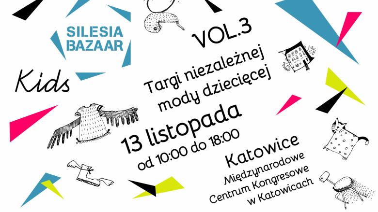SILESIA BAZAAR Kids odbędą się już po raz trzeci (fot. mat. organizatora)