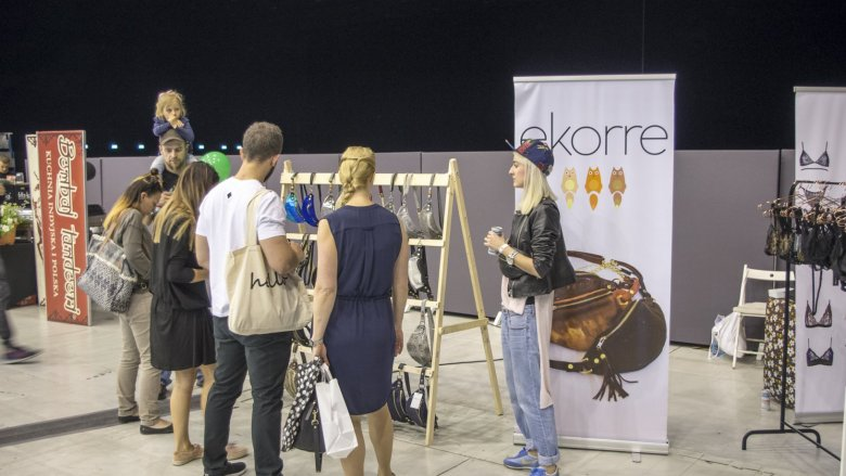 Letnia odsłona targów SILESIA BAZAAR odbyła się 11-12 czerwca w katowickim MCK (fot. mat. SILESIA BAZAAR)