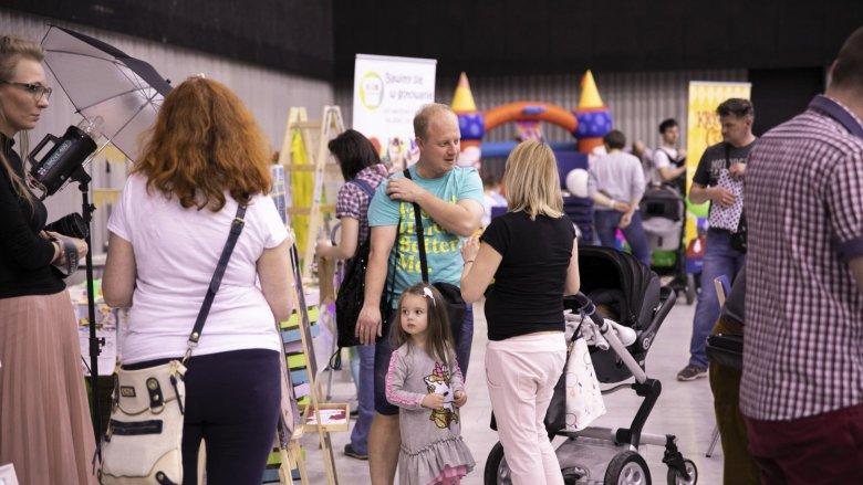 Targi SILESIA BAZAAR Kids to ponad 100 wystawców niezależnej mody i dizajnu dziecięcego (fot. mat. organizatora)