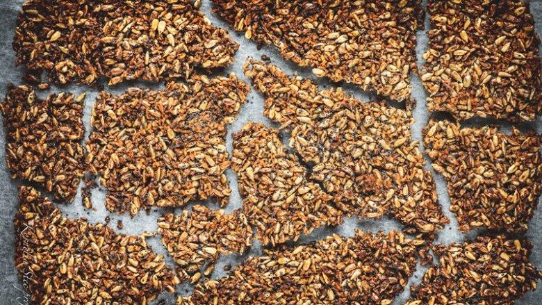 Domowe sezamki to zdrowa alternatywa dla tych ze sklepu (fot. Kornelia Stec/profifoto.pl)