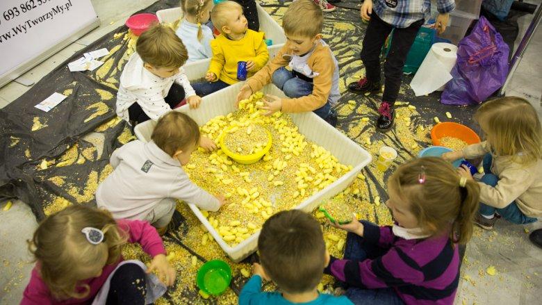 Pierwszy Festiwal Świadomych Rodziców już za nami (fot. mat. SILESIA BAZAAR)