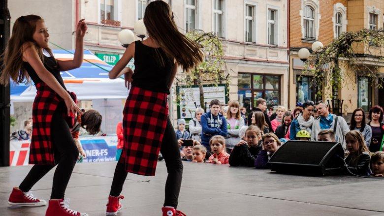 Podobnie, jak w ubiegłym roku, wystąpi także grupa NoGravitation z Tito Dance Studio (fot. Katarzyna Szawińska)