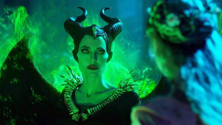W główną rolę Diaboliny wcieliła się Angelina Jolie (fot. mat. organizatora)