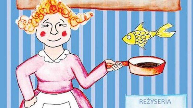"""""""Złota rybka"""" to spektakl, który zobaczycie w Teatrze Żelaznym (fot. foter.com)"""