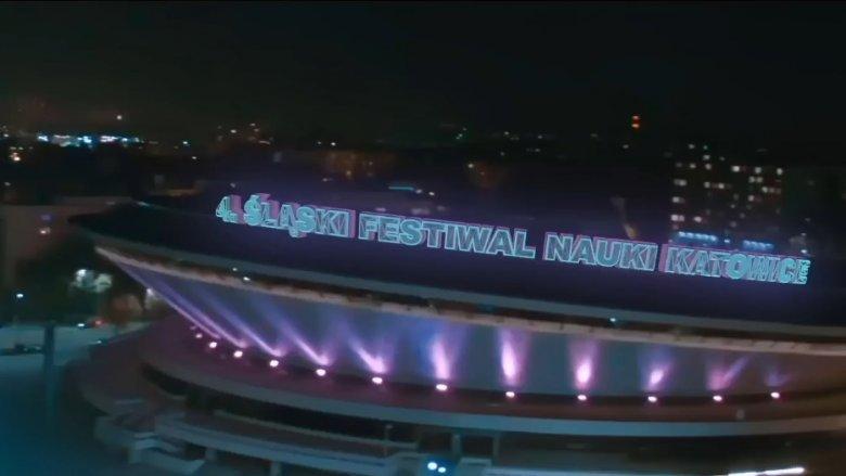 4. Śląski Festiwal Nauki odbędzie się 25-27 stycznia w Międzynarodowym Centrum Kongresowym w Katowicach (fot. mat. organizatora)
