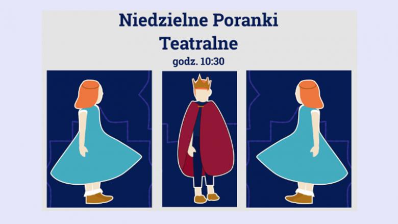 W ramach Niedzielnych Poranków Teatralnych będzie można spotkać się ze Smogiem Wawelskim (fot. mat. organizatora)