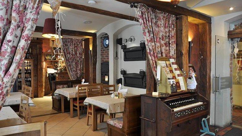 Restauracja Stara Piekarnia zachwyca wystrojem, smakiem i podejściem do dzieci (fot. archiwum restauracji)