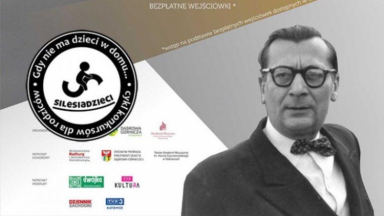 Konkurs Muzyczny im. M. Spisaka organizowany jest przez Pałac Kultury Zagłębia, Urząd Miejski w Dąbrowie Górniczej oraz Akademię Muzyczną im. Karola Szymanowskiego w Katowicach (fot. mat. prasowe)