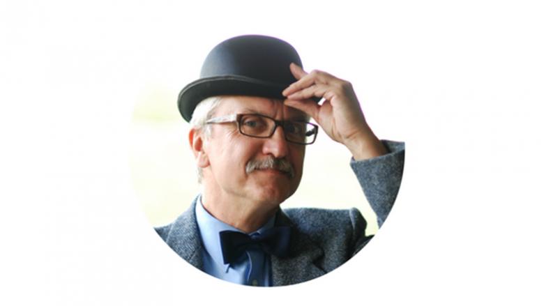 Wojciech Widłak jest autorem opowiadań o Panu Kuleczce (fot. mat. organizatora)