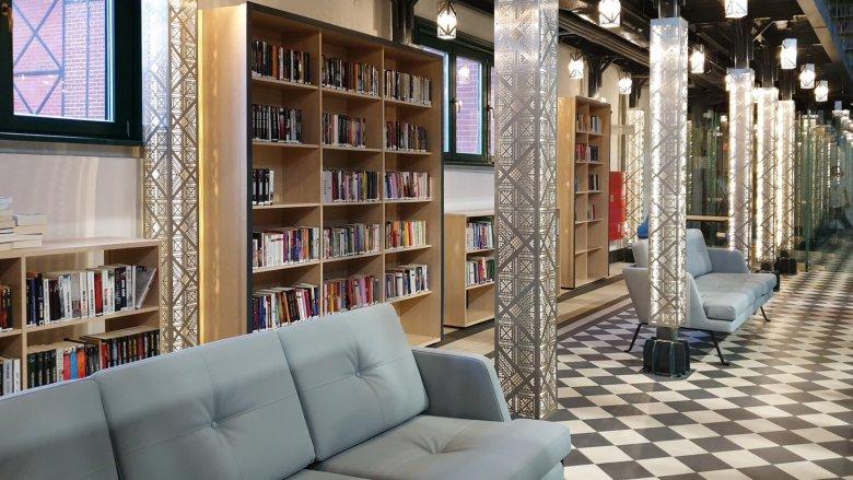 Stacja Biblioteka (fot. mat. UM Ruda Śląska)