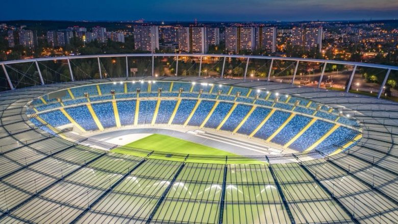 Wśród atrakcji Parku Śląskiego, do odwiedzenia których uprawnia voucher, znajduje się też Stadion Śląski (fot. archiwum zdjęć na Fb Stadionu Śląskiego)